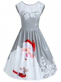 GET $50 NOW | Join RoseGal: Get YOUR $50 NOW!https://m.rosegal.com/vintage-dresses/christmas-santa-claus-print-lace-insert-party-dress-1383644.html?seid=11029191rg1383644