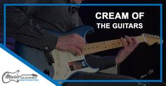Best Fender Stratocaster - The cream