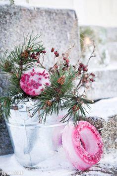 Jäiset pihakoristeet | Kotivinkki
