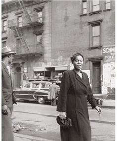 New York - Harlem - 1949 © Richard Avedon