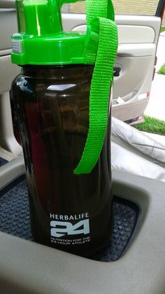 Herbalife Nutrition....I have this exact water bottle and I love it!