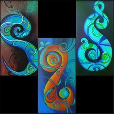 WP Tribal Koru 1 Nz Art, Maori Art, Diy Canvas Art, Recycled Wood, Wedding Invitations, Invites, I Am Happy, Tribal Tattoos, Pencil Drawings