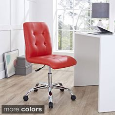 Shop for Modway Prim Mid Back Office Chair. Get free shipping at Overstock.com - Your Online Furniture Outlet Store! Get 5% in rewards with Club O!