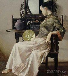 Lu Jian Jun, China (born 1960)