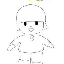Dibujo Para Colorear Pocoyo Dibujos Para Colorear Dibujos Colorear Online
