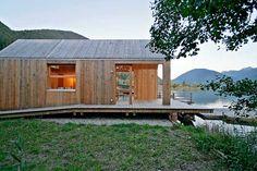 case in legno peter zumthor - Cerca con Google  design & arredamento ...