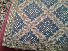 Cross Stitch Embroidery, Embroidery Patterns, Cross Stitch Patterns, Bead Crochet Rope, Needlepoint, Needlework, Bohemian Rug, Floral Design, Pillows