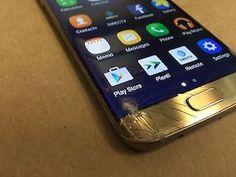 Na základě Vašich požadavků připravujeme pro Vás servis opravy výměny dotykových skel Samsung typu EDGE Galaxy Phone, Samsung Galaxy