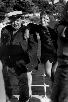 Orson Welles and Jeanne Moreau on the set of Dead Reckoning, 1967. The Deep (aka Dead Reckoning) was an unfinished, unreleased film written and directed by Orson Welles, shot between 1966 and 1969, and based on the novel Dead Calm by Charles Williams. It starred Welles along with Lawrence Harvey, Jeanne Moreau, Oja Kodar and Micheal Bryant.