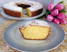 che ne pensate di una soffice #ciambella alla #panna per la colazione di domani? #welcomespring http://blog.giallozafferano.it/lericettedibea/ciambella-alla-panna/