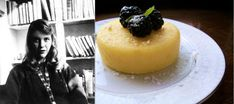 Sylvia Plath: Lemon Pudding Cakes