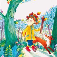 Most Popular Children Illustrations - Top Illustrators & Artists