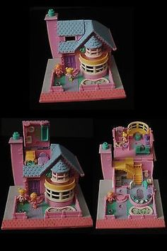 MAISONNETTE-POLLY-POCKET