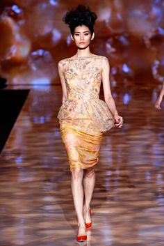 Spring 2012 Ready-to-Wear - Badgley Mischka