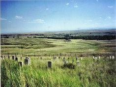 The Little Big Horn Battlefield