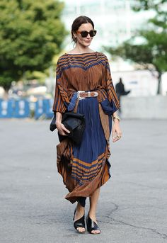 Ece Sukan New York Fashion Week, Day 5