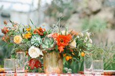 blulilly:  (via New Mexico Desert Conservatory Wedding Inspiration   Green Wedding Shoes Wedding Blog   Wedding Trends for Stylish + Creative Brides)