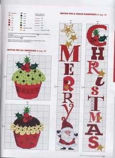 . Cross Stitch Christmas Cards, Xmas Cross Stitch, Christmas Cross, Cross Stitch Charts, Cross Stitch Designs, Cross Stitching, Cross Stitch Patterns, Crewel Embroidery, Cross Stitch Embroidery