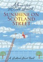 Alexander McCall Smith  Sunshine on Scotland Street (44 Scotland Street) [Kindle Edition] - As the sun rises over the Georgian townhouses of Scotland Street, its most delightfully eccentric residents have burning questions on their minds. Will Big Lou find true love at last? How will Bertie's healthy snacks go down at his school fair? And has Bruce Anderson really won the lottery? With his trademark charm and deftness, Alexander McCall Smith writes the eighth instalment in his popular series.