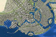 King Abdullah Economic City Planners/Architects | WATG