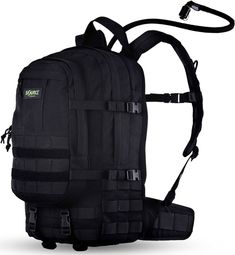 The Assault 20L Hydration tactical backpack is high-performance SOURCE hydration cargo pack with included WLPS 3L low profile hydration system. High quality materials ensure protection of the gear stored and durability against tear, abrasion and rough usage. MOLLE webbing allows the soldier to attach additional pouches in order to have on-the-go access to accessories and gear.  #Army #USArmy #USAF #Navy #USNavy #Marines #CoastGuard #Marinecorps #Airforce Tactical Backpack, Tactical Gear, Kanken Mini, Outside Storage, Assault Pack, 3d Mesh, Hydration Pack, Cool Backpacks