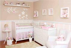 papel de parede - compondo dois tipos em quarto de bebe - Pesquisa Google