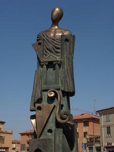 Ferrara   GIORGIO DE CHIRICO (Vòlo, 10 luglio 1888 – Roma, 20 novembre 1978)   #TuscanyAgriturismoGiratola