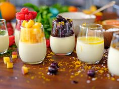 What the Heck Could Posset Possibly Be? Custard Desserts, Cheese Curds, What The Heck, Food Grade, Ale, Sweet Tooth, Gluten Free, Cooking Recipes, Baking