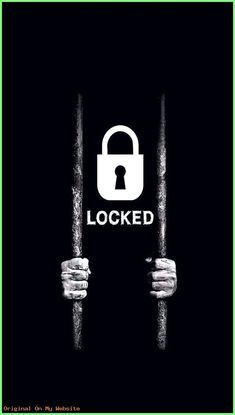 Locked wallpaper by dityasa - eb - Free on ZEDGE™ Beste Iphone Wallpaper, Black Phone Wallpaper, Funny Phone Wallpaper, Dark Wallpaper, Locked Wallpaper, Cellphone Wallpaper, Galaxy Wallpaper, Wallpaper Quotes, Hipster Wallpaper