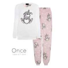 Ladies Pyjamas Womens PJset tshirt top leggings Girls primark size New Cute Pjs, Cute Pajamas, Pajamas Women, Ladies Pyjamas, Pyjama Disney, Disney Pajamas, Lazy Day Outfits, Cute Comfy Outfits, Pajama Outfits
