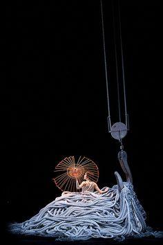 (c) James Thiérrée - Spectacle Au Revoir Parapluie - © Richard Haughton   Flickr - Photo Sharing!