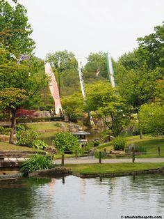 Japanese Garden of Hasselt, Belgium | smarksthespots.com