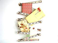 Repurposed Lufkin folding ruler