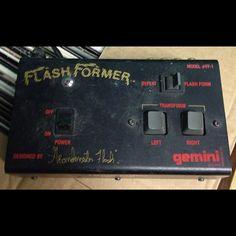 Old skoooool!!! ..... Cut like Grandmaster Flash :)
