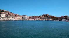 Stock video available for sale at Fotolia: Marina of Portoferraio, Elba Island, Italy.