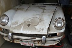 1967 Porsche 912: Barn Find, Per Se? - http://barnfinds.com/1967-porsche-912-barn-find-per-se/