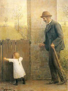 Emilio Longoni, Gli ultimi e i primi passi, 1897