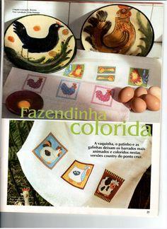Cucina colorata