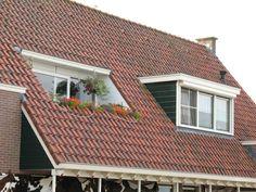 jolie ide pour le toit dune maison - Lucarne Moderne Et Toit Tuile