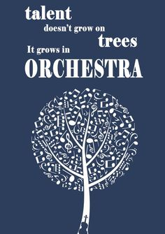 Orchestra Classroom Ideas: My latest poster creation
