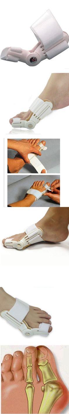 1Pair=2pcs Big Toe Bunion Splint Straightener Corrector Foot Pain Relief Hallux Valgus Correction For Pedicure Device Foot Care