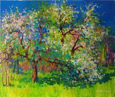 Весна - Микитич Левко Купить картину Весна, продажа картины, доставка