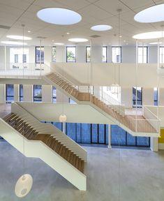 Gerrit Rietveld College,© John Lewis Marshall