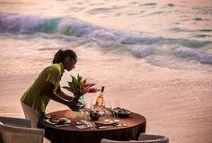 The tranquility and magic of Mauritius and the Seychelles with Four Seasons