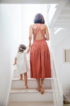 Mom&daughter❤Image Via: Plum Pretty Sugar Look Fashion, Kids Fashion, Fashion Spring, Plum Pretty Sugar, Inspiration Mode, Mode Outfits, Guy Outfits, Looks Style, Mode Style