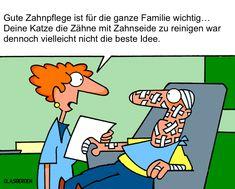 Ein bisschen #humor zum Anfang der Woche!  #MontagMorgen #Laecheln #Zahnarzt