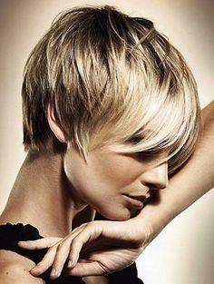 short hairstyles female - Sök på Google