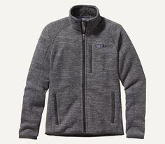 Patagonia 'Better Sweater' Fleece Jacket
