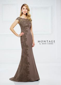 Montage Cape Side Lace Boatneck in Mocha (Available in 3 Colors)