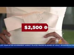 Wedding Dresses For Less   Dawn Del Russo on CBS New York